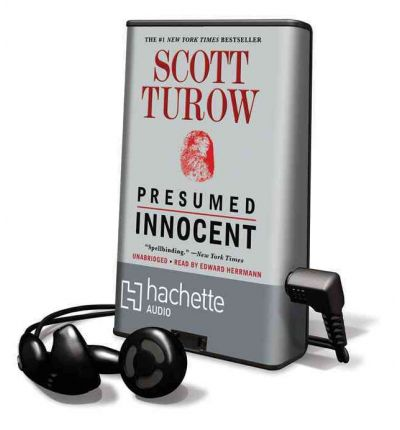 presumed innocent book In presumed innocent by scott turrow readers watch as a man is prosecuted for murder rusty sabich is the narrator and the defendant throughout the tale we wonder.