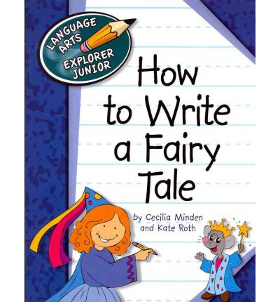 how to write a book about fairy tales