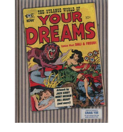 The Strange World of Your Dreams: Comics Meet Sigmund Freud and Salvador Dali