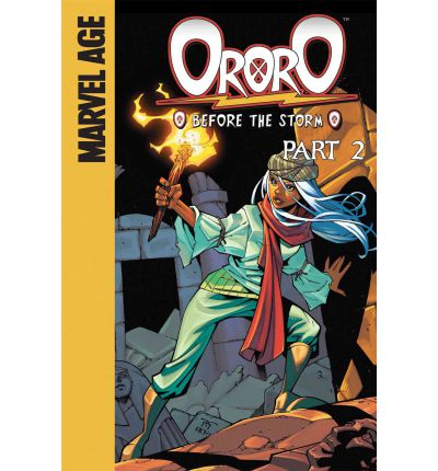 Ororo: Before the Storm, Part 2