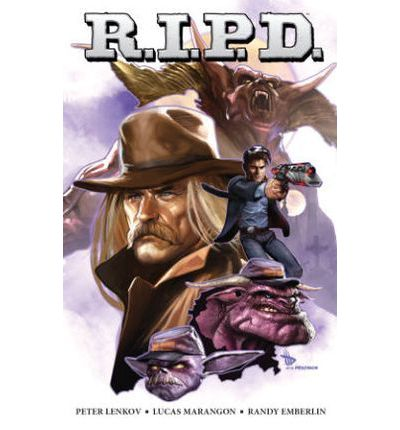 R.I.P.D. Volume 1 (2nd Edition)