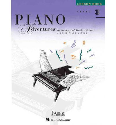 Faber Piano Adventures: Lesson Book Level 3B