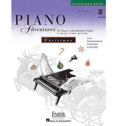 Piano Adventures, Level 3B, Christmas Book