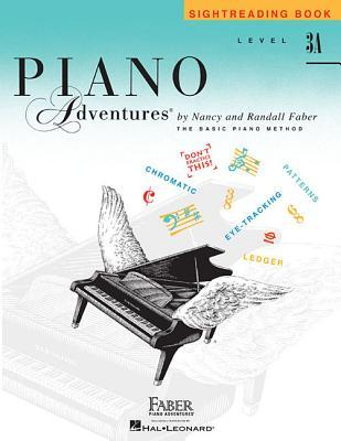Level 3A: Sightreading Book - Piano Adventures