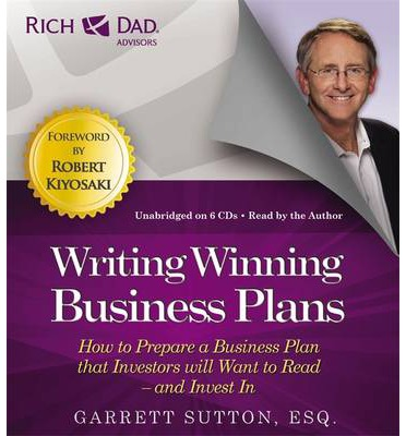 Business plan writers and advisors