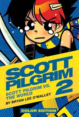 Scott Pilgrim Color: Volume 2