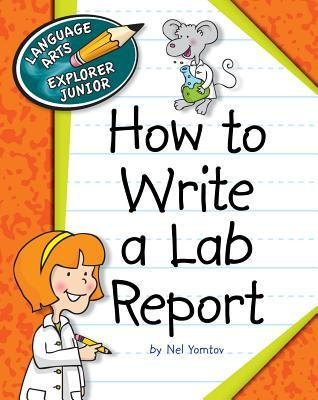 how to write a lab