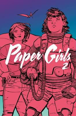 Paper Girls: Volume 2