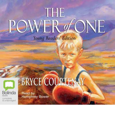 a review of the power of one a novel by bryce courtenay A short bryce courtenay biography describes bryce courtenay's life, times, and work also explains the historical and literary context that influenced the power of one.