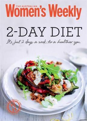 2-Day Diet : Healthy, Inspiring Meal Plans, All 500 Calories or Less
