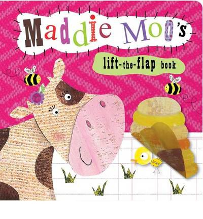 Animal Lift-the-Flap Books : Maddie Moo's
