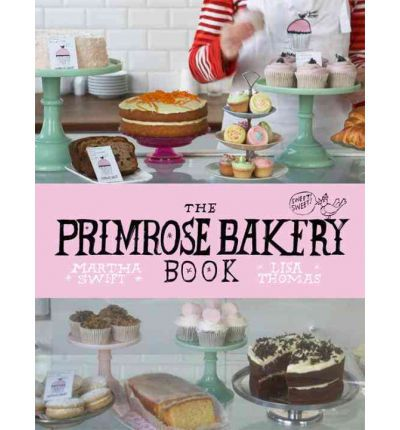 Primrose Bakery Book Signed Edition