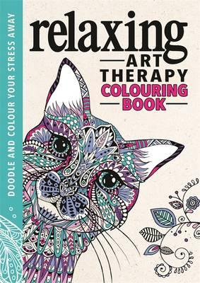 Art Therapy Coloring Book Richard Merritt : Relaxing Art Therapy : Richard Merritt : 9781782434993
