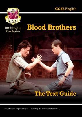 Study Guide To Blood Brothers For Gcse | Download eBook ...