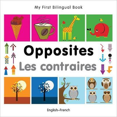 My First Bilingual Book - Opposites