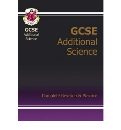 GCSE Additional Science OCR Gateway Revision Guide - Foundation (with ...