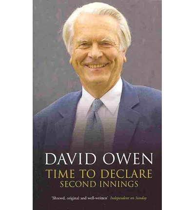 Scarica il libro elettronico Time to Declare : Second Innings by David Owen in italiano DJVU