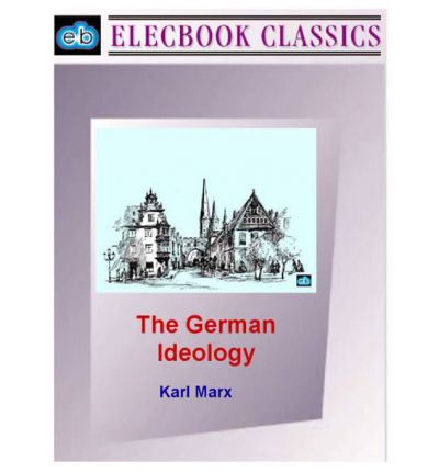 an analysis of karl marxs dissertation the german ideology 2015-04-17 this is my analysis of  karl marx philosophy is about liberating alienated man from the vagaries of capitalism and to make him realize  economic and philosophic manuscripts of 1844, the german ideology and die heilige.