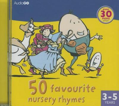 50 Favourite Nursery Rhymes