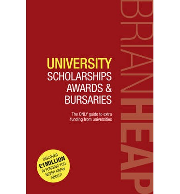 University Scholarships, Awards and Bursaries