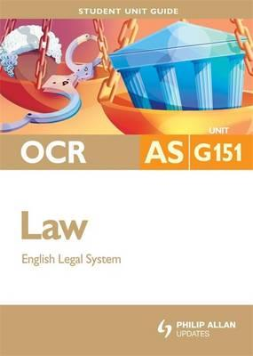 OCR Law AS: Unit G151