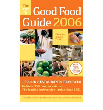 The Good Food Guide 2006
