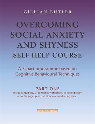 overcoming social anxiety and shyness gillian butler pdf free