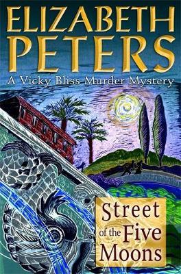 NEW Vicky Bliss Mystery: The Laughter of Dead Kings by Elizabeth Peters(2008,HB)