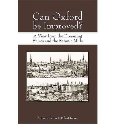 Can Oxford be Improved?