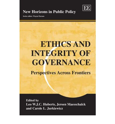 public administration and ethics Formal codes of ethics are worthwhile, but there is a lot more that can be done, both in government and in schools of public administration.