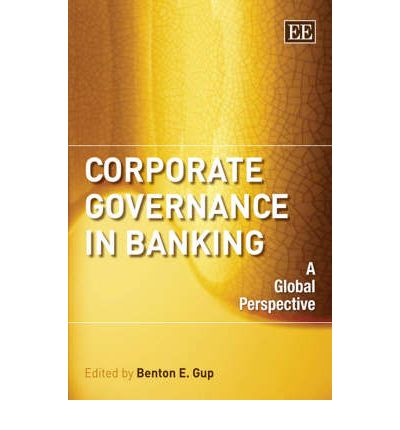 corporate governance in banking sector The article explores the structure of corporate ownership in banking sector in  ukraine during an after-privatization period of time from 1998 to 2003.