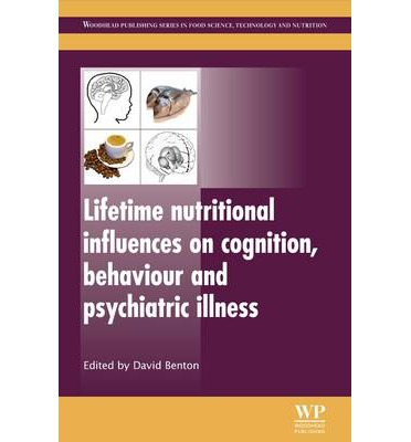 Real book free download Lifetime Nutritional Influences on Cognition, Behaviour and Psychiatric Illness in Norwegian PDF DJVU FB2