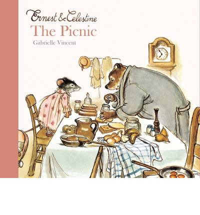 Ernest and Celestine - The Picnic