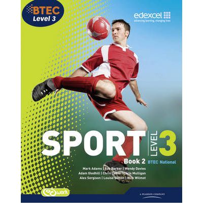 BTEC Level 3 National Sport Book 2: Book 2