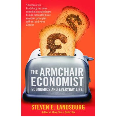 Steven Landsburg The Armchair Economist 28 Images