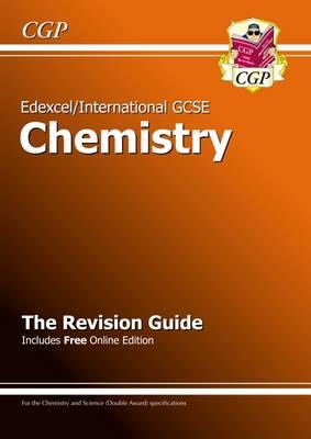 Edexcel Certificate/International GCSE Chemistry Revision Guide (with Online Edition)