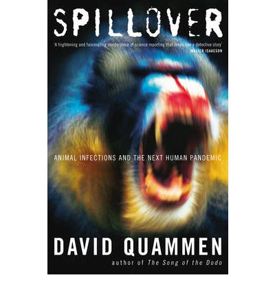 An analysis of animal infections in the book of david quammen