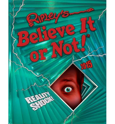 Ripley's Believe It or Not! 2015