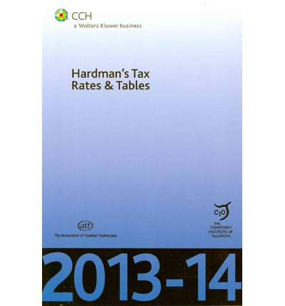 Hardman's Tax Rates & Tables 2013-14