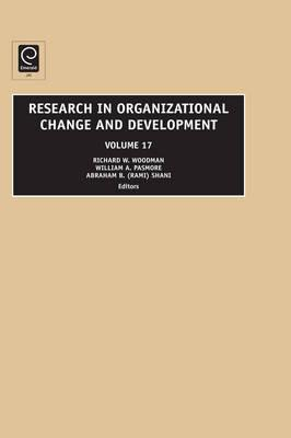 research in organizational change and development We highlight the power and significance of qualitative, idiographic, case-based approaches, to the study of organizational culture, leadership, and change our.