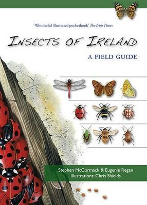 The Insects of Ireland: A Field Guide