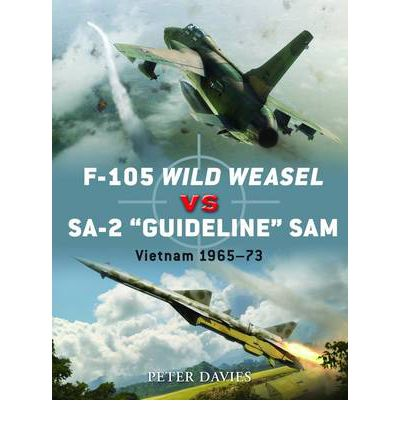 F-105 Wild Weasel Vs. SA-2 'Guideline' Sam