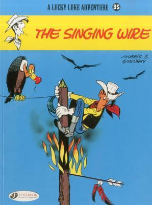 Lucky Luke: Singing Wire v. 35