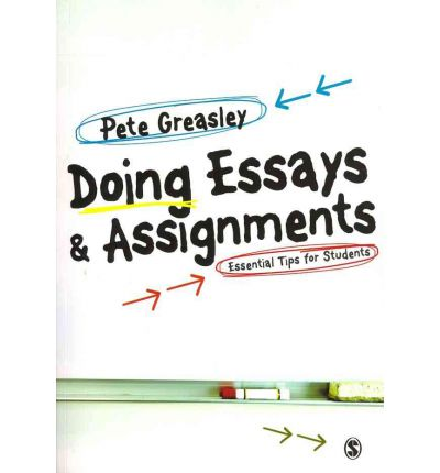 doing essays and assignments greasley
