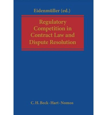 competition and regulatory policy Objectives the course describes and analyses the economic foundations of  competition policy and regulation it discusses various business practices that are .
