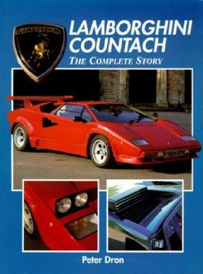 lamborghini countach peter dron 9781852239145. Black Bedroom Furniture Sets. Home Design Ideas