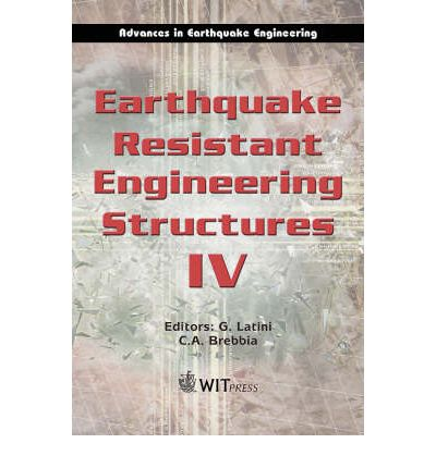 Earthquake Resistant Engineering Structures: 4th