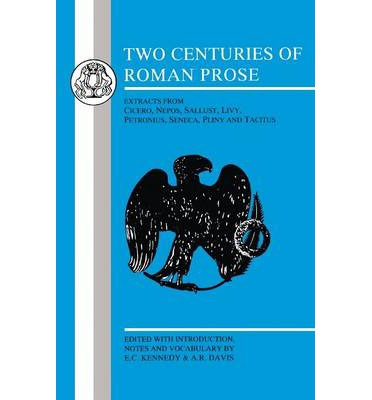 Two Centuries of Roman Prose