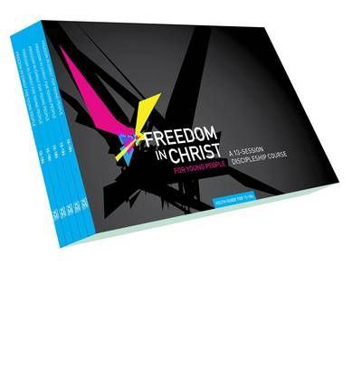 Freedom in Christ for Young People 15-18 Workbooks: Workbooks