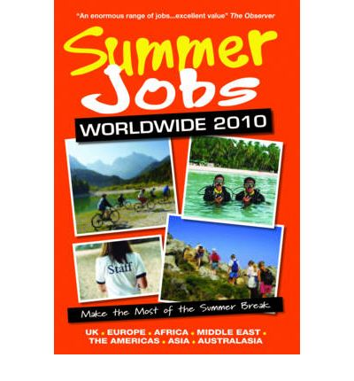 Summer Jobs Worldwide 2010